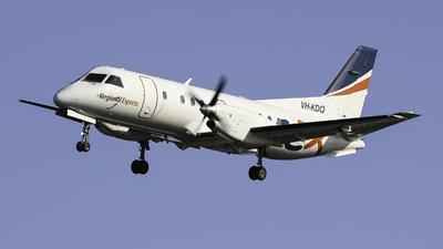 A picture of VHKDQ - Saab 340B - Regional Express - © Dor Lok