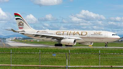 A6-EYO - Airbus A330-243 - Etihad Airways