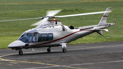 G-LITO - Agusta A109S Grand - Private