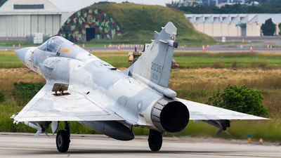 2035 - Dassault Mirage 2000-5EI - Taiwan - Air Force