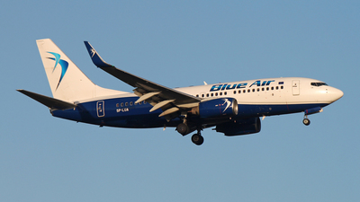 SP-LUA - Boeing 737-79P - LOT Polish Airlines