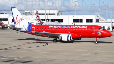 VH-ZHD - Embraer 170-100LR - Virgin Blue Airlines