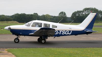 G-TSGJ - Piper PA-28-181 Archer II - Private