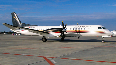 HB-IZP - Saab 2000 - Darwin Airline