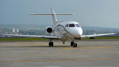 N700CE - British Aerospace BAe 125-700A - Private