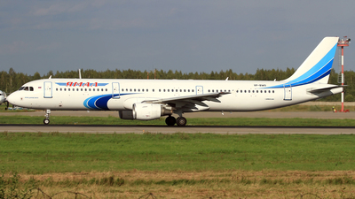 A picture of VPBWO - Airbus A321111 - Yamal Airlines - © Eddie Heisterkamp