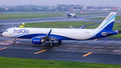 A picture of VTILB - Airbus A321251NX - IndiGo - © Aneesh Bapaye