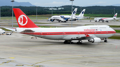 A picture of 9MMPP - Boeing 7474H6 - [29900] - © Xiaoliang