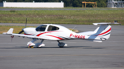 F-HAGS - Diamond DA-40NG Diamond Star - Private