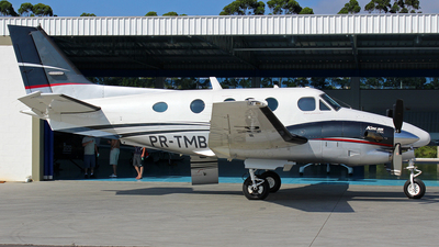 PR-TMB - Beechcraft C90A King Air - Private