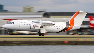 G-JOTR - British Aerospace Avro RJ85 - Jota Aviation