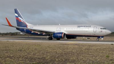 VP-BZB - Boeing 737-8LJ - Aeroflot