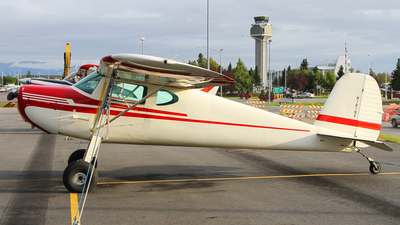 N1619V - Cessna 140 - Private