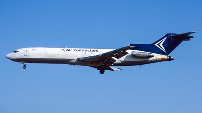 EI-HCC - Boeing 727-223(F) - Air Contractors