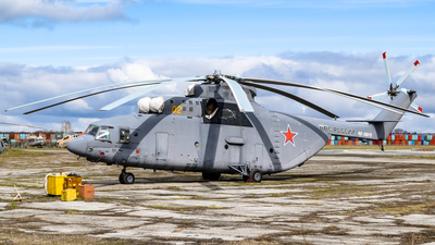 RF-36018 - Mil Mi-26 Halo - Russia - Air Force