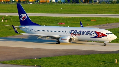 OK-TSD - Boeing 737-8Q8 - Travel Service