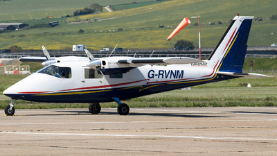 G-RVNM - Partenavia P.68B Victor - Ravenair