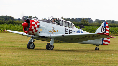 A picture of GELMH - North American AT6D Harvard III - [8816336] - © Chris Andrew Barker