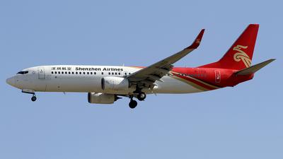 B-1713 - Boeing 737-87L - Shenzhen Airlines