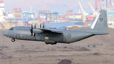 FAP382 - Lockheed L-100-20 Hercules - Perú - Air Force