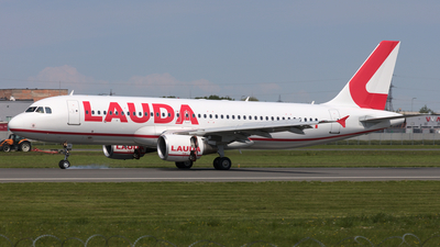 A picture of 9HLMI - Airbus A320214 - Lauda Europe - © Otto Küng