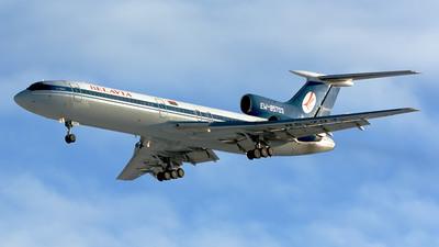 A picture of EW85703 - Tupolev Tu154 - [91A878] - © Sergey Konkow