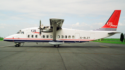G-BLZT - Short 360-100 - Gill Airways