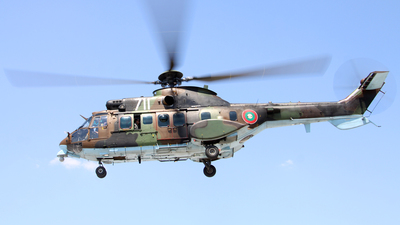 711 - Eurocopter AS 532AL Cougar - Bulgaria - Air Force