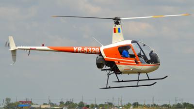 YR-5329 - Robinson R22 - Private