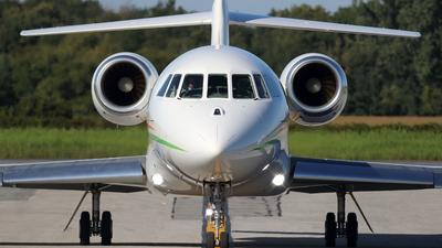 N498DC - Dassault Falcon 2000EX - Private