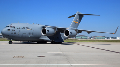 08-8191 - Boeing C-17A Globemaster III - United States - US Air Force (USAF)
