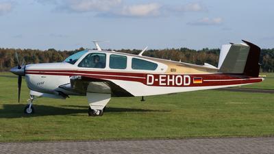 D-EHOD - Beechcraft V35B Bonanza - Private