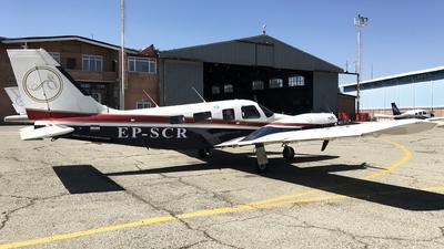 EP-SCR - Piper PA-34-220T Seneca V - Parsis Aviation Training Center (PATC)