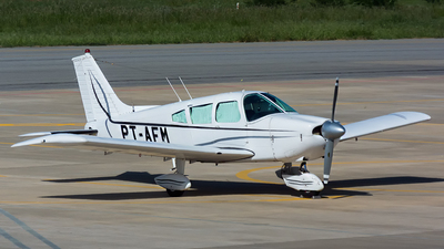 PT-AFM - Piper PA-28-180 Cherokee D - Private