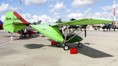 9H-UMR - X-Air - Island Microlight Club