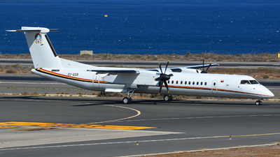 D2-EEB - Bombardier Dash 8-Q402 - Angola - Air Force