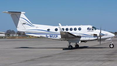 A picture of GWCCP - Beech B200 Super King Air -  - © Cibulka Tomas