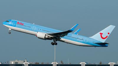 PH-OYJ - Boeing 767-304(ER) - Arke
