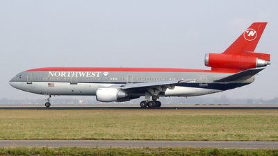 N241NW - McDonnell Douglas DC-10-30 - Northwest Airlines