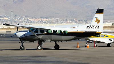 A picture of N215TX - Cessna 208 Caravan I - [20800542] - © C. v. Grinsven