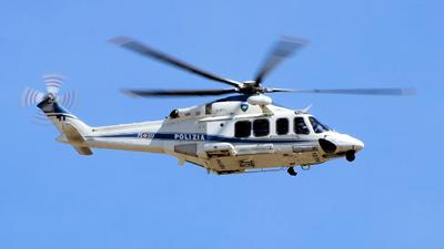 MM81818 - Agusta-Westland AW-139 - Italy - Polizia di Stato