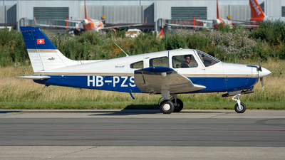 A picture of HBPZS - Piper PA28161 Warrior III - [2842296] - © Patrick ANDRIE