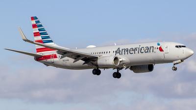 N834NN - Boeing 737-823 - American Airlines