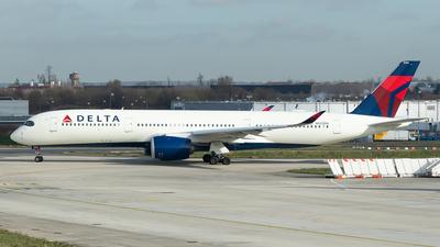 N505DN - Airbus A350-941 - Delta Air Lines