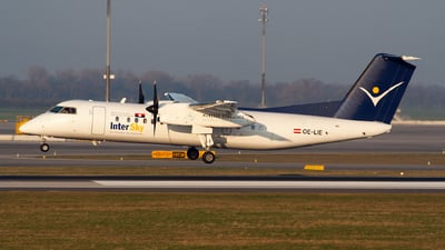 OE-LIE - Bombardier Dash 8-Q315 - InterSky