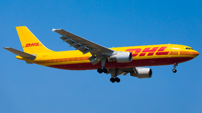 A picture of EIEXR - Airbus A300B4622R(F) - DHL - © Martin Rogosz