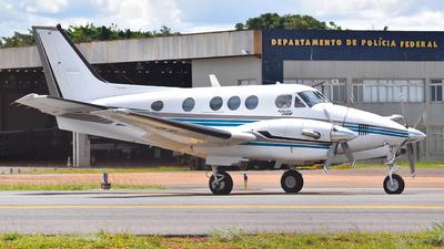 PT-WGU - Beechcraft C90B King Air - Private