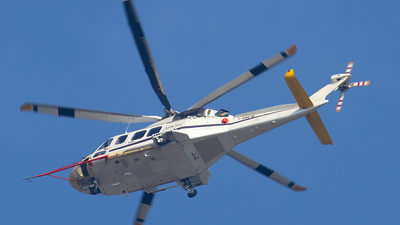 I-ANEW - Agusta-Bell AB-139 - Private
