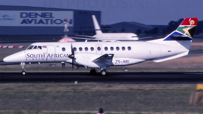 ZS-NRI - British Aerospace Jetstream 41 - South African Airlink