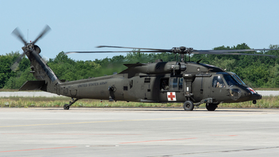 11-20354 - Sikorsky HH-60M Blackhawk - United States - US Army